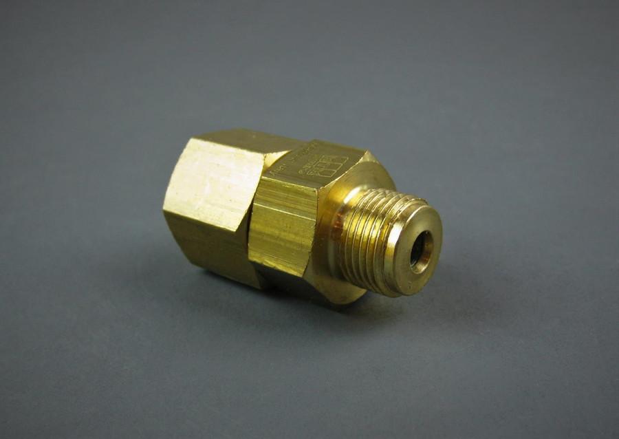 MTM Hydro 22.0431 Swivel Brass AG35 3/8F x 3/8M