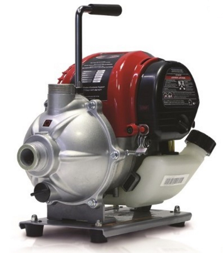 """Simpson SDP01 Compact Dewatering Pump 1"""" With Hoses"""