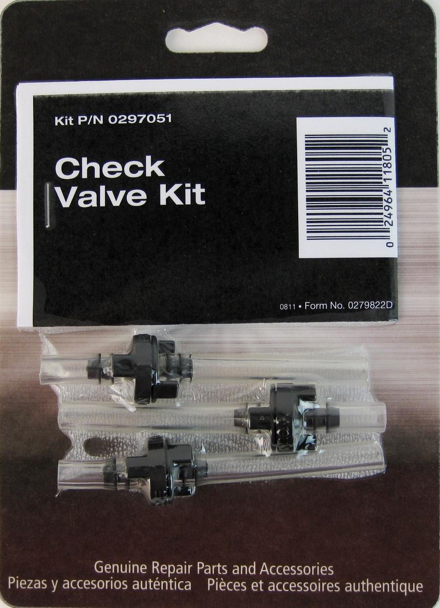 Titan 0297051 / 297051 HVLP Check Valve Kit