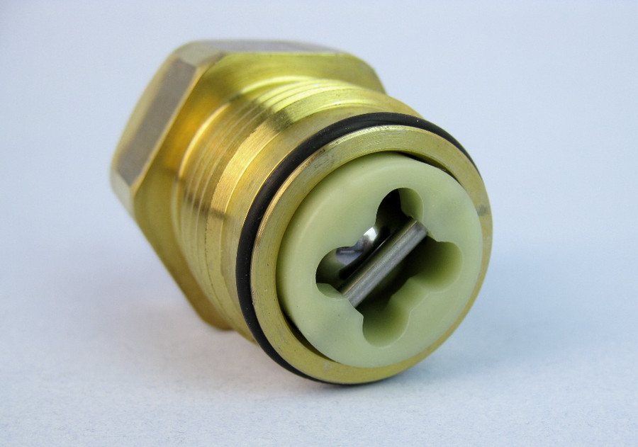 "Graco 243093 or 243-093 Inlet Valve 1/2"" NPT threads Magnum XR OEM"