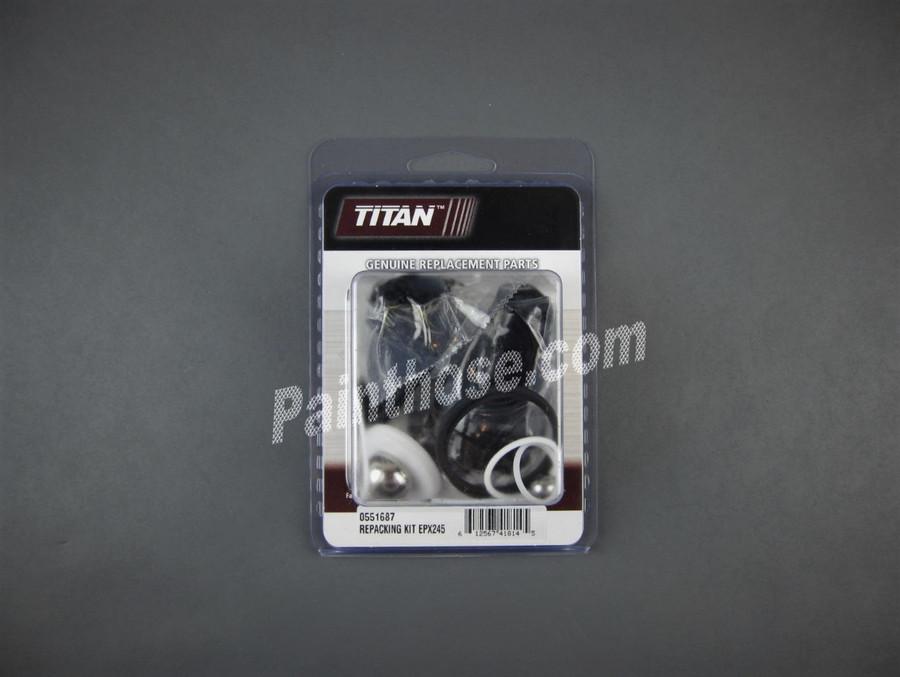 Wagner/Spraytech 0551687 or 551687 Pump Repair Kit OEM
