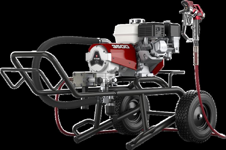 Titan 0537013 / 537013 Elite 3500 Low Rider Complete