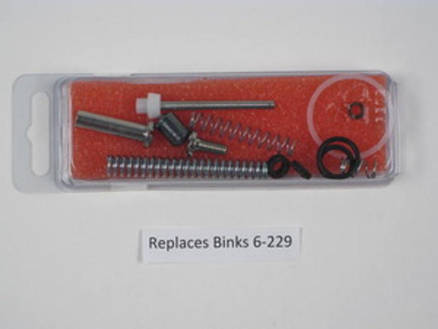 Binks 6-229 or 6229 Repair Kit for #2001 & # 2100 Guns