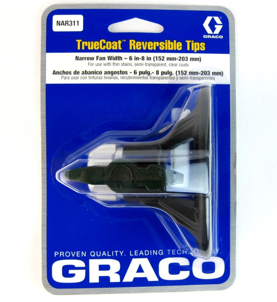 Graco NAR311 TrueCoat 311 Spray Tip/Guard assembly OEM
