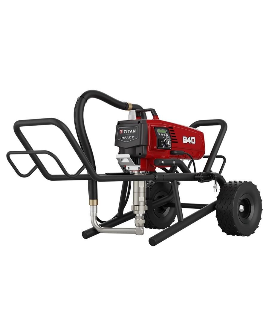Titan 805-010 / 805010 Impact 840 Low Rider Airless Sprayer Complete