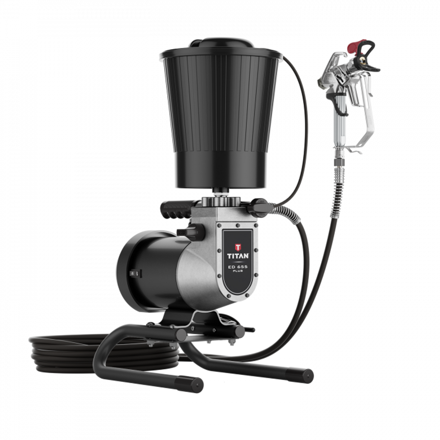 Titan 0508090 / 508090 ED655 Plus Airless Sprayer Complete
