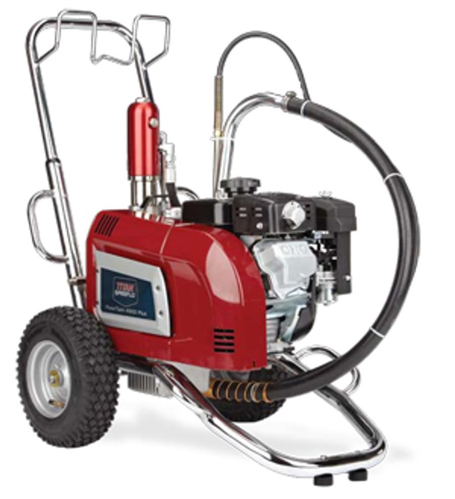 Titan 0290012 PowrTwin 4900 Plus Gas Honda Sprayer