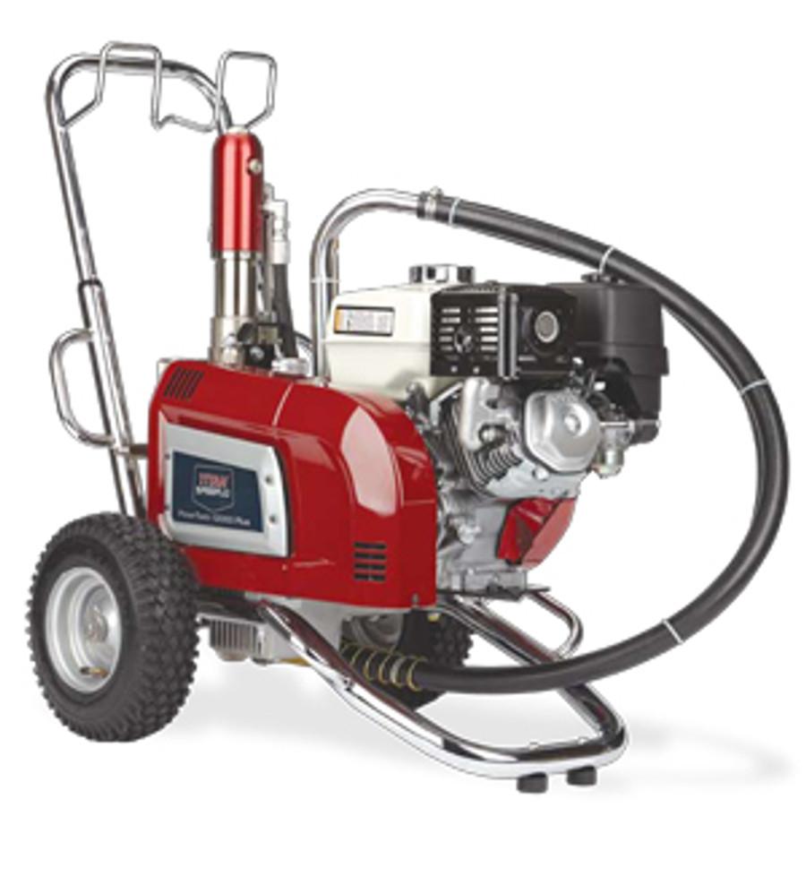 Titan 0290016 PowrTwin 12000 Plus Gas Airless Sprayer