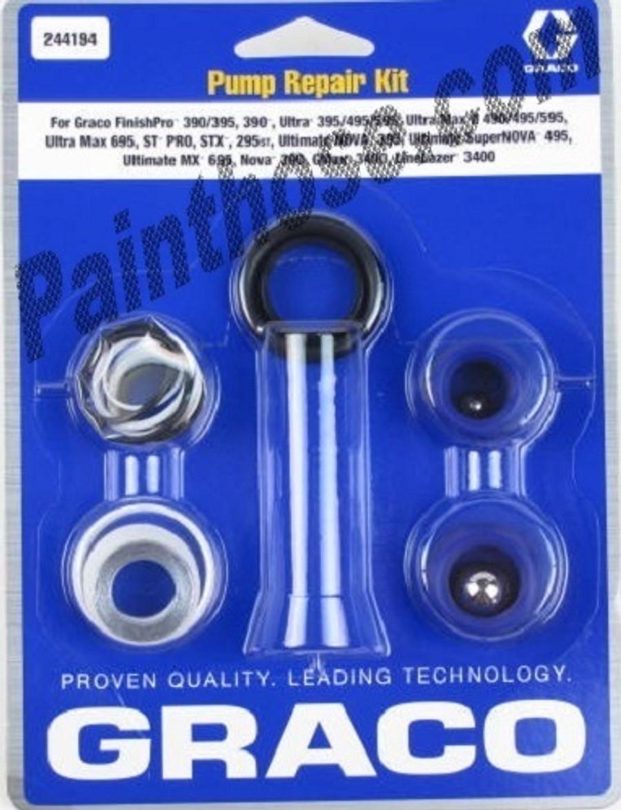 Graco 244194 / 18B260 Packing Repair Kit OEM