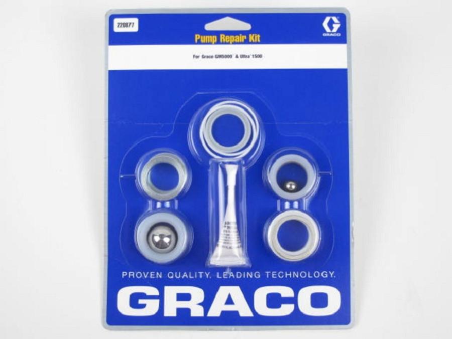 Graco 220877 or 220-877 Pump Repair Kit OEM
