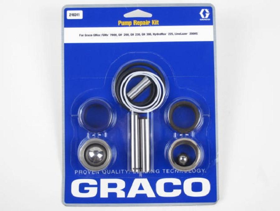 Graco 246341 or 246-341 Repair Kit OEM