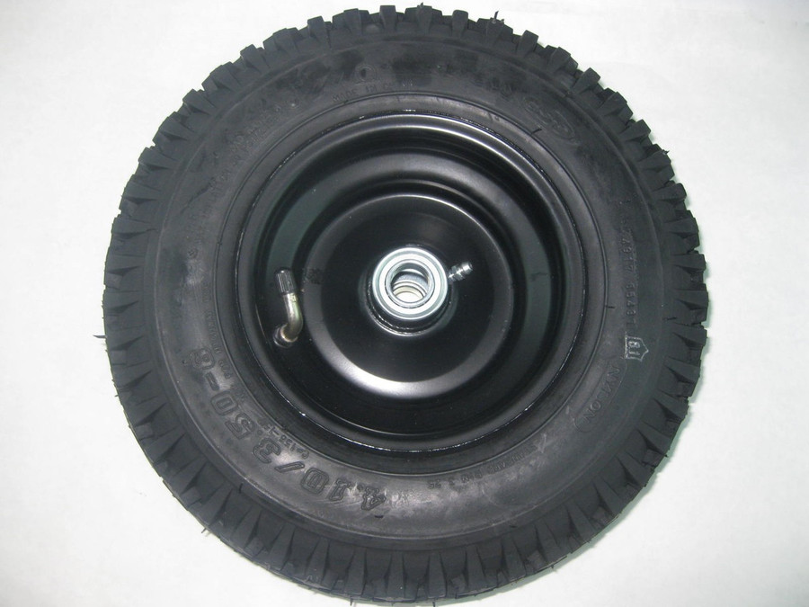 """Titan 670-109 / 670109 Wheel, 4.10 X 6 with 3/4"""" Bearings"""