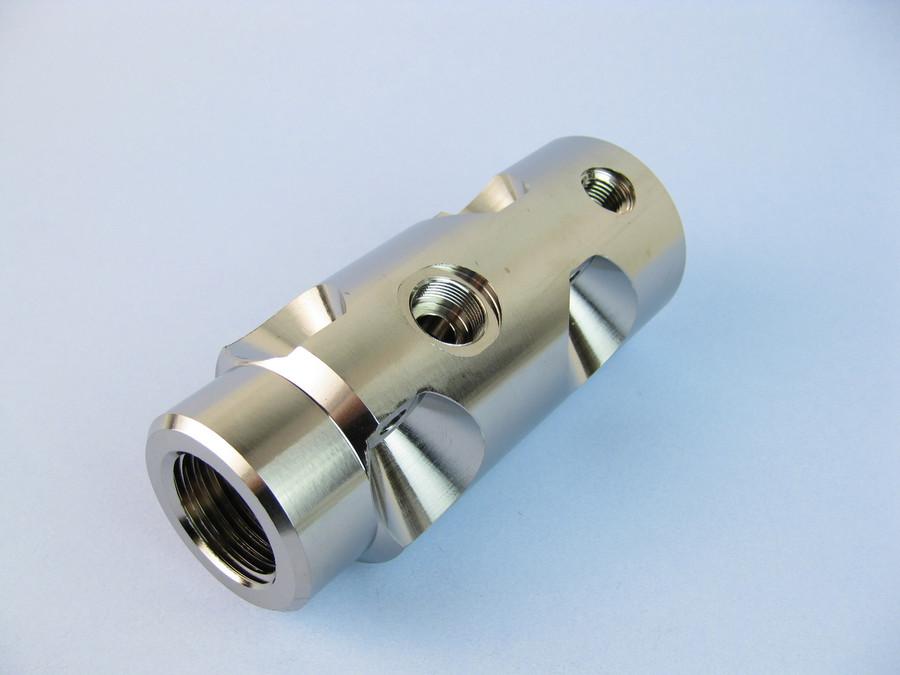 Graco 15G455  or 15G-455 Fluid Filter Manifold OEM Ultra Max II 490 495 595