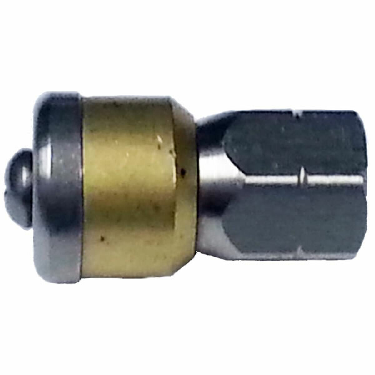 "MTM HYDRO 17.0020 ROTATING SEWER NOZZLE 3X.08MM - 045 1/8"" SS/BRASS"
