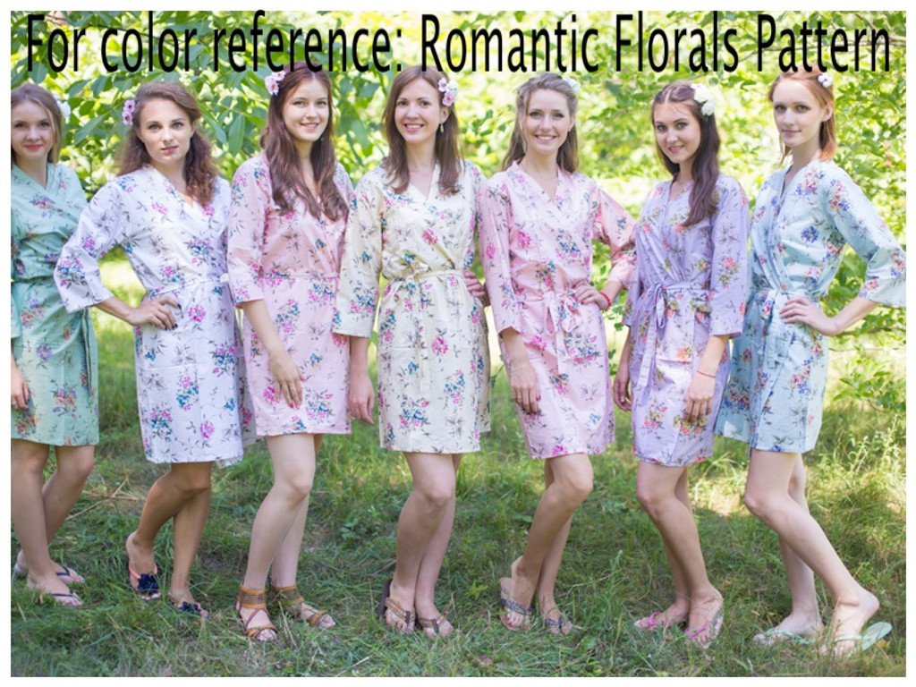 Romantic Florals pattern