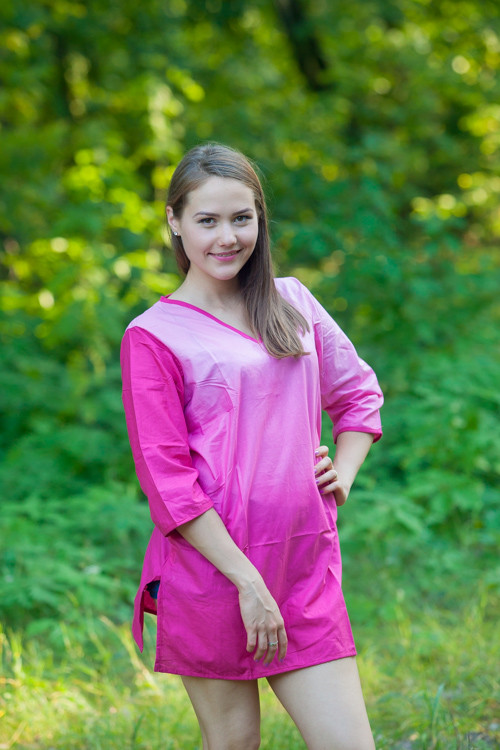 """""""Sun and Sand"""" Beach Tunic in Ombre TieDye pattern"""