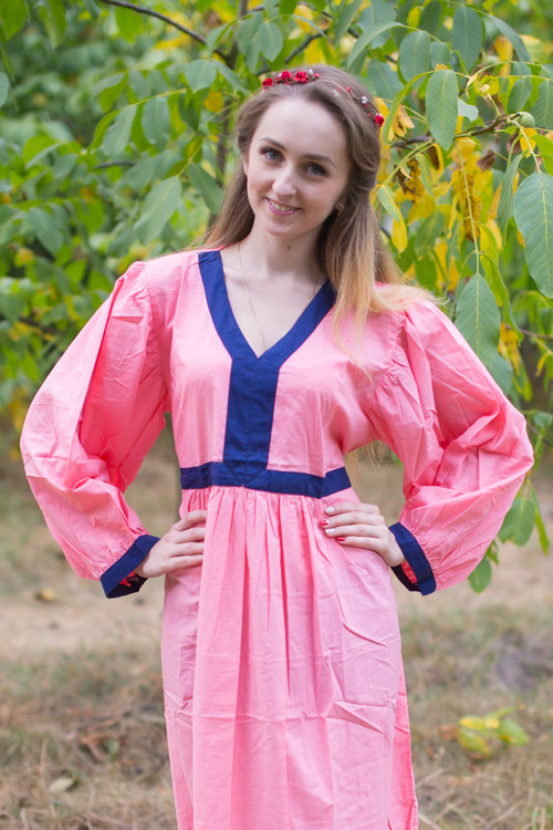 """My Peasant Dress"" kaftan in Plain and Simple pattern"