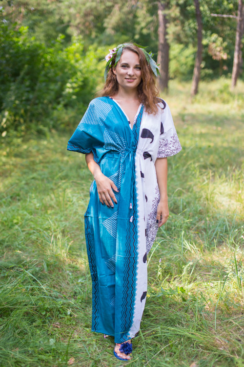 """""""Timeless"""" kaftan in Perfectly Paisley pattern"""