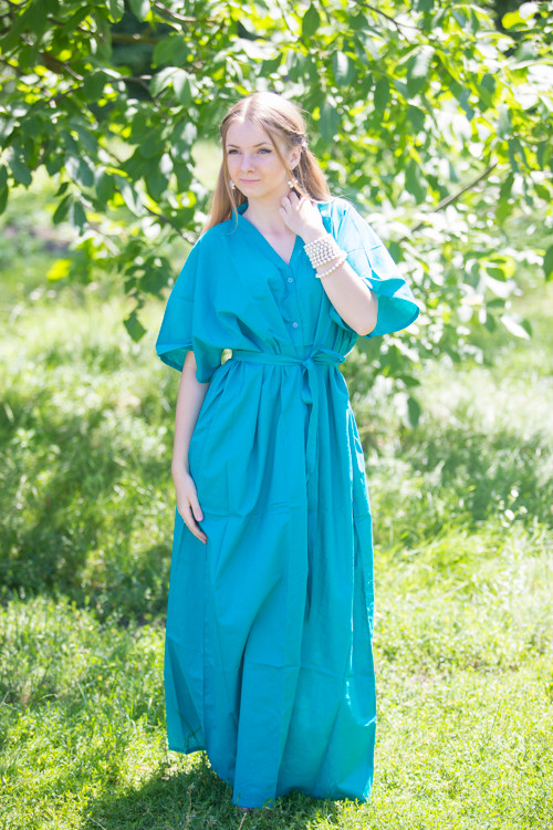"""Best of both the worlds"" kaftan in Plain and Simple pattern"