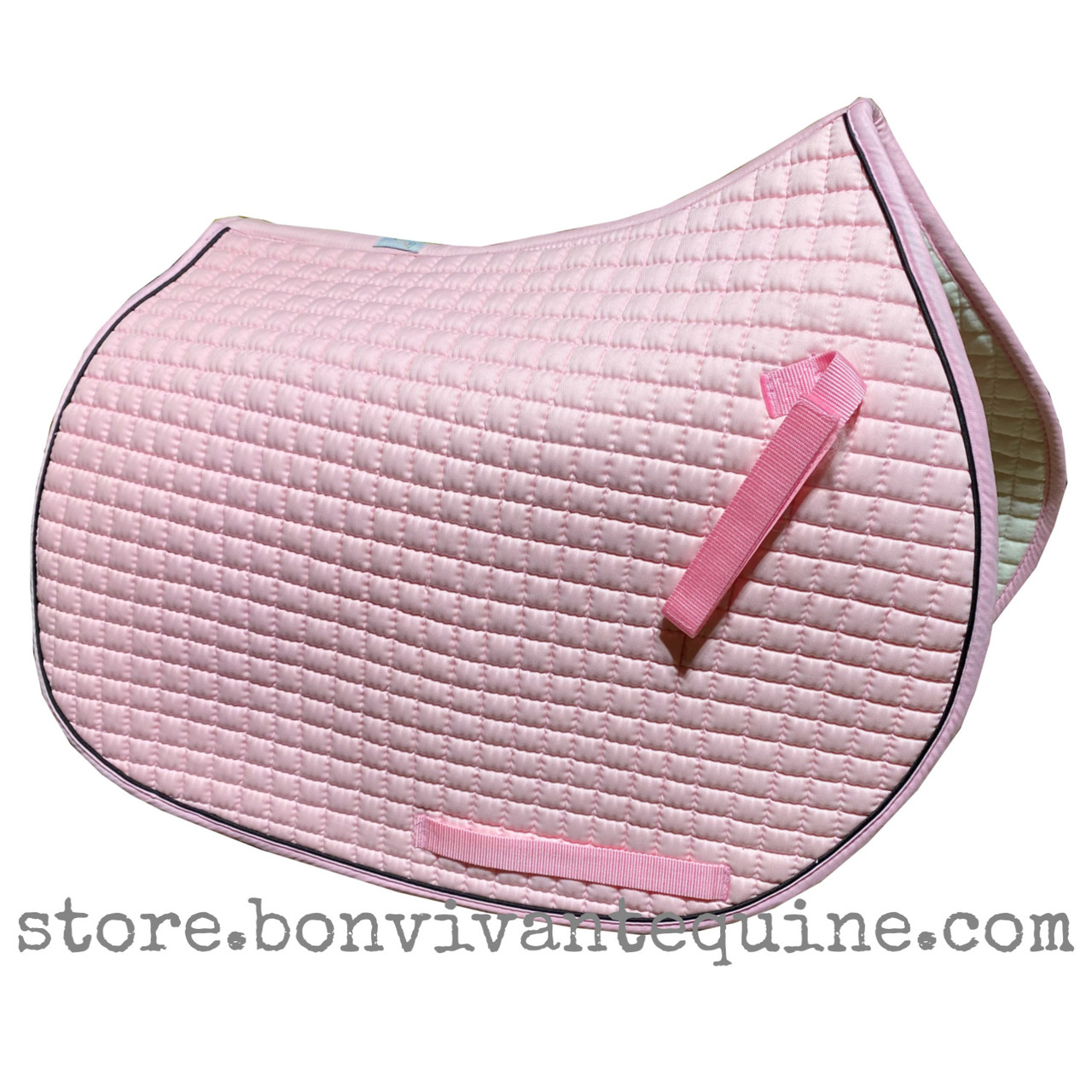 Baby Pink All Purpose Saddle Pads Pri Pacific Rim International Bon Vivant Unique Equestrian Supply Accessories