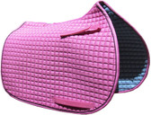 Candyfloss Pink Pony Saddle Pad.