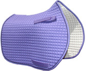 Lilac | Lavender Pony Saddle Pad.