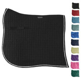 Swallow-Tail (aka: Swan Tail) Dressage Saddle Pads | PRI Pacific Rim with Equu-Felt