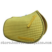 Yellow Pony Saddle Pad by PRI Pacific Rim