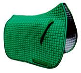 Emerald Green Dressage Saddle Pad