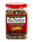 Mrs. Pastures Cookies - All Natural Horse Treats | 32oz.  Jar