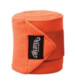 Weaver Orange Fleece Polo Wraps