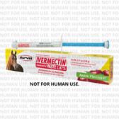 Ivermectin Paste Horse Dewormer - 1 Tube (6.08GM)