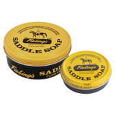 Fiebing's Saddle Soap Paste is Fiebing's signature product.  Used all over the world on fine saddlery, boots, shoes and other smooth leather articles.