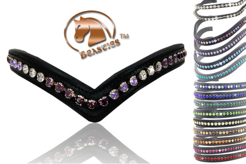 Clearance Sale Browbands -  Beasties Browband Solutions
