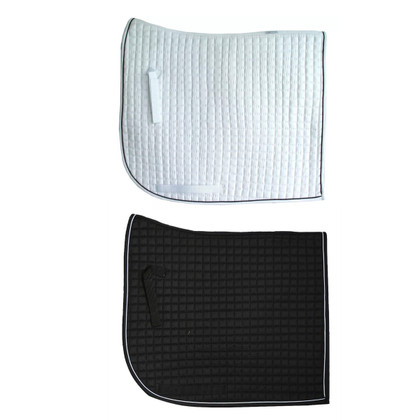 X-Long, Olympic Flag Tail Dressage Saddle Pads, made with Equu-Felt®.