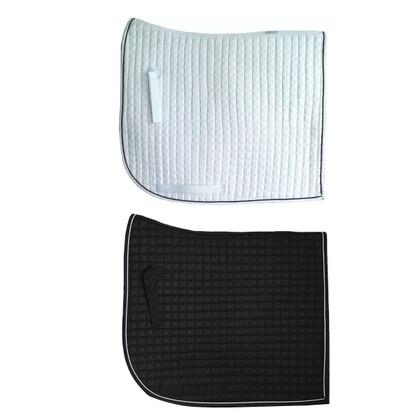 X-Long, Olympic Flag Tail Dressage Saddle Pads, made with Equu-Felt®.