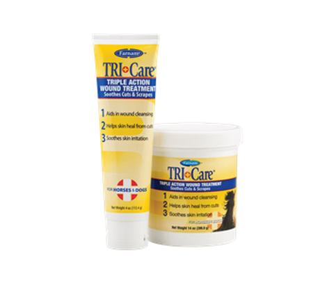 TRI-Care® - Three Wound Solutions in One Product