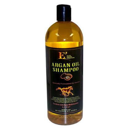 E3 Argan Oil Shampoo   32 oz. bottle