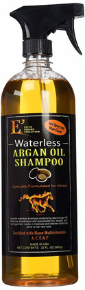 E3 Argan Oil Waterless Spray Shampoo | 32 oz. bottle