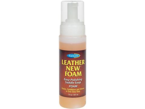 Leather New Foam Saddle Soap | Farnam