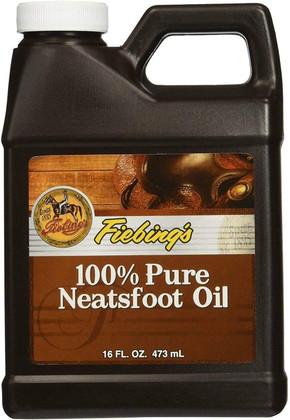 Neatsfoot Oil 100% Pure, 16oz/Pint | Fiebing's