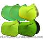 Lime Green All-Purpose Saddle Pads