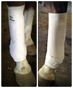RES Hind Sports Medicine Boots