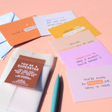 "Send Direct ""You're A Superstar"" Notecard set - for key workers"