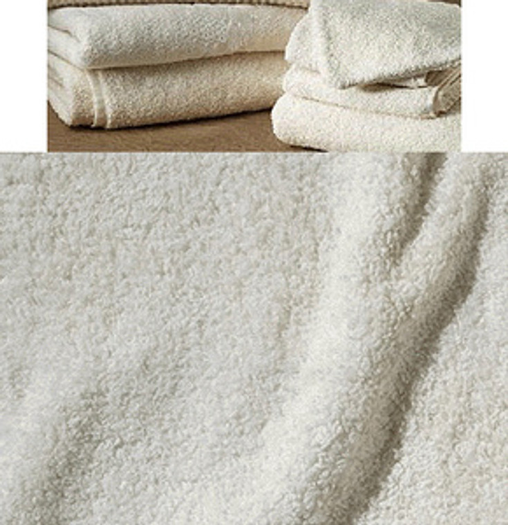 Cotton Terry Purists Bath Towels by SDH