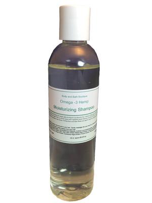 Omega 3 Hemp Moisturizing Shampoo