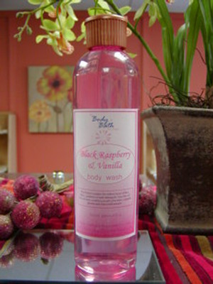 Body Wash - Black Raspberry & Vanilla