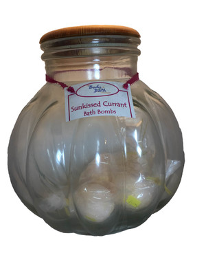 Bath - Bath Bomb - Sunkissed Currant