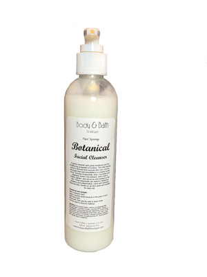 Botanical Facial Cleanser