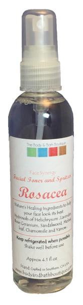 Rosacea Facial Toner and Spritzer